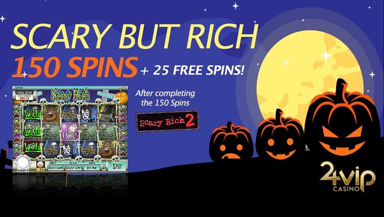 Halloween freespins - 18083