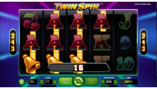 Fruit spins spelautomater - 75429