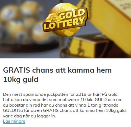 Vinn kg guld - 55862