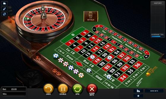 Speltips roulette Energy - 11673