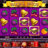 Royal Reels slot - 32644
