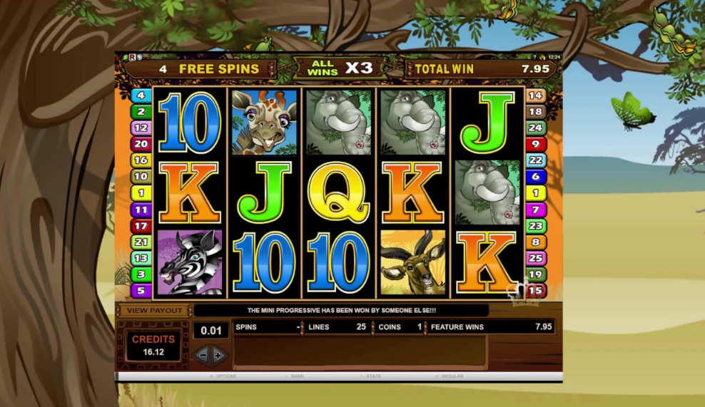 Mega moolah jackpot - 22778