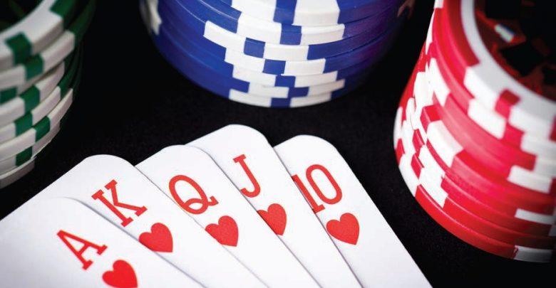 Poker chips - 8777