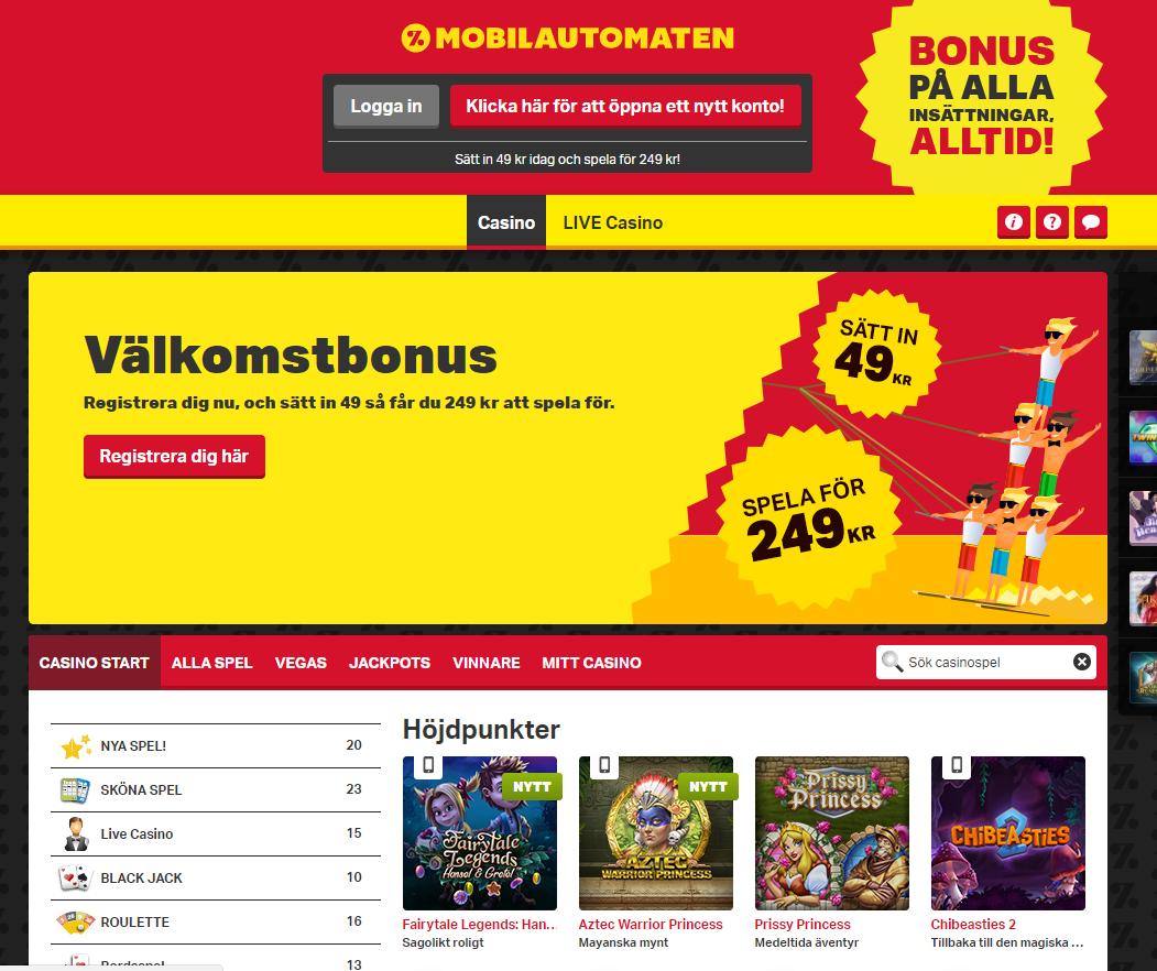 Casino bonus - 44931