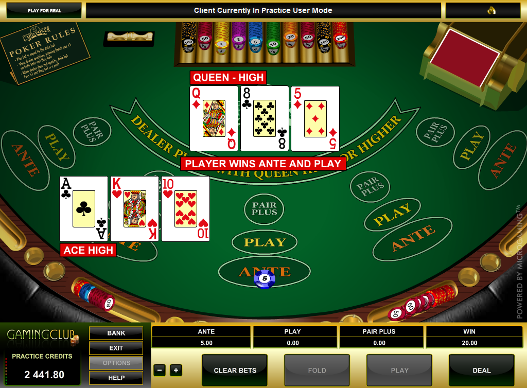 Casino odds poker - 5819