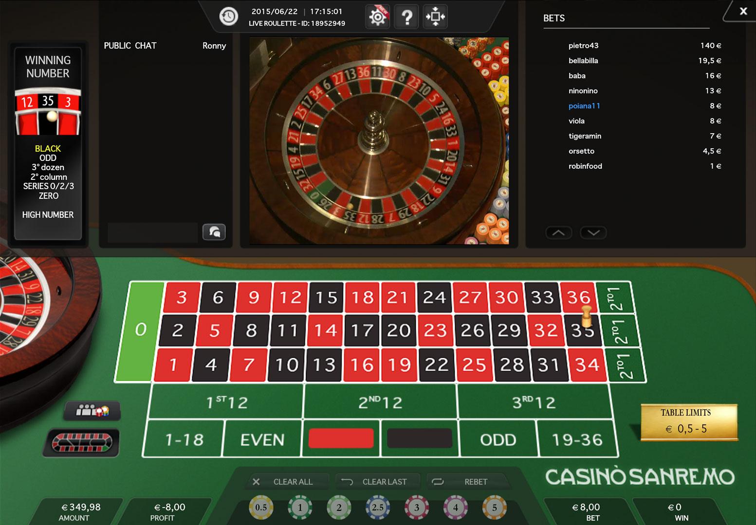 Speltips roulette snabba - 98870