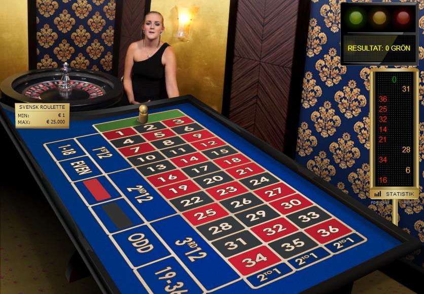 Live rouelette casino - 34398