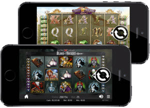 Casinospel Android iPhone - 43443