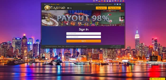 Bitcoin casinon online - 95595