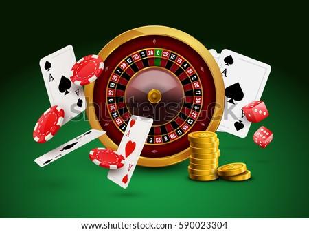 Roulette wheel - 35817