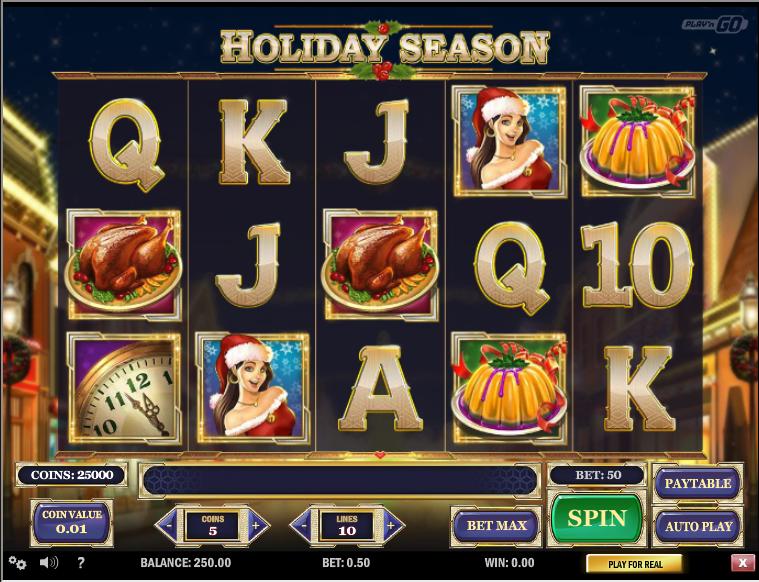 Video Holiday Season - 10643