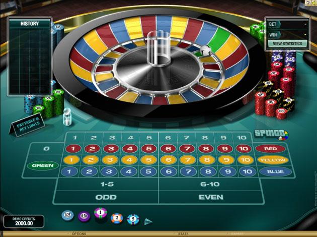 Spel roulette hos - 46648