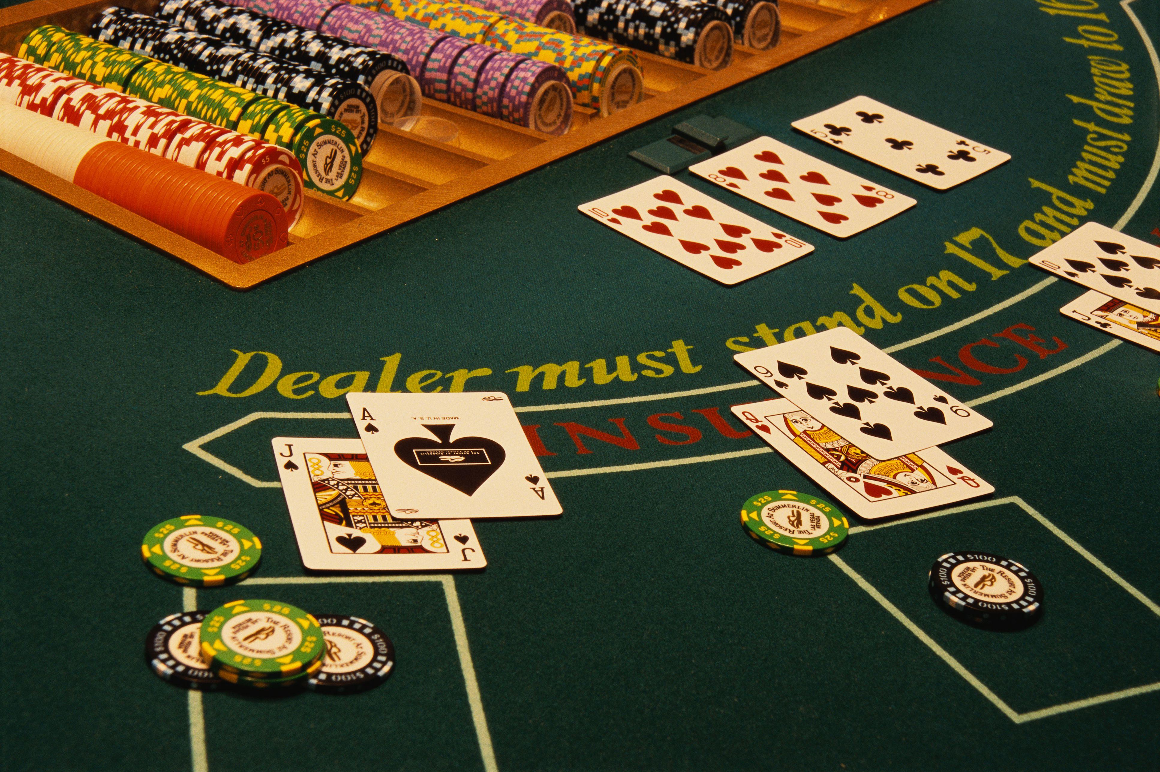 Blackjack strategin - 82973