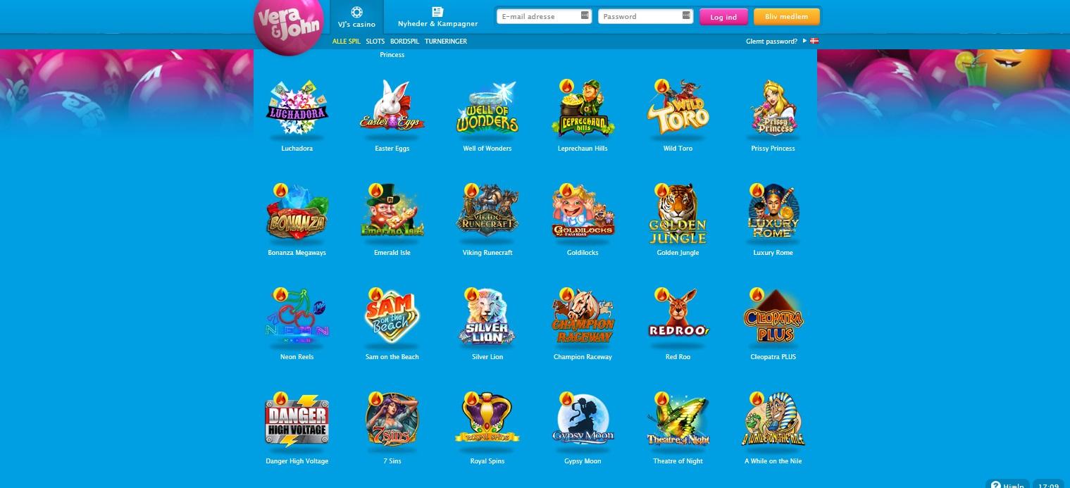 Verajohn mobile casino - 58044
