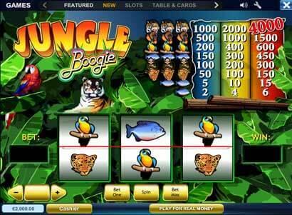 Sweden Jungle - 4229