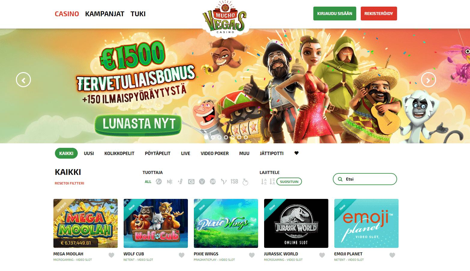 Uusi kasino - 75478
