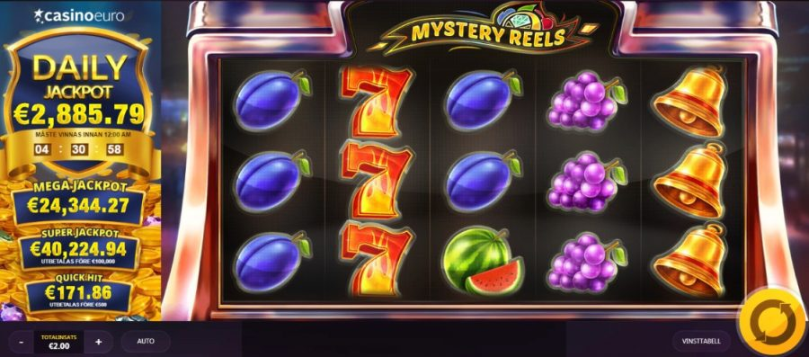 Swirly spin spelautomater - 63185
