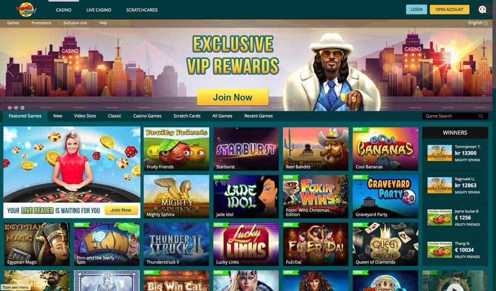 Generöst online casino - 27901