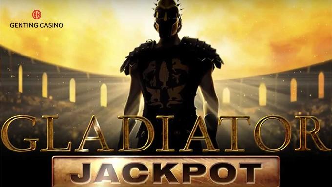 Video Gladiator Jackpot - 16032