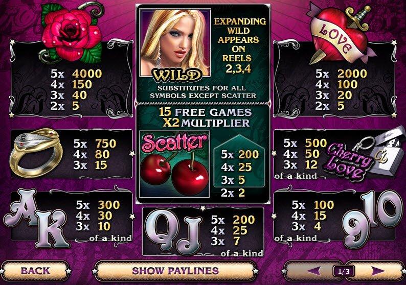 Virtual Cherry - 30679