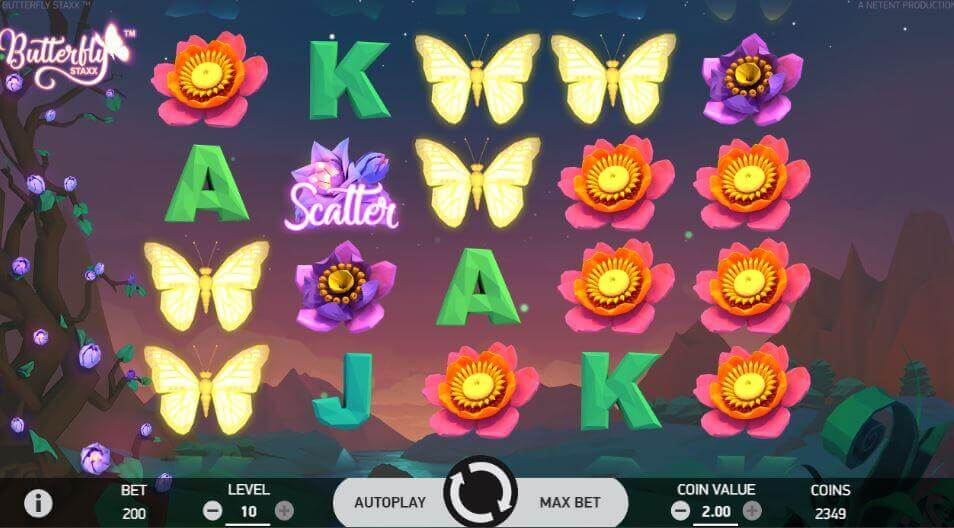Butterfly Staxx slot - 48614