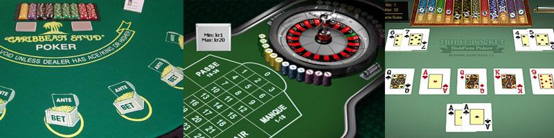 Poker spelas Live - 68466