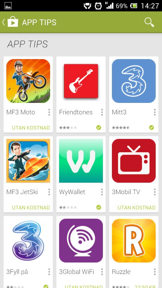 Betala med mobilfakturan - 93663
