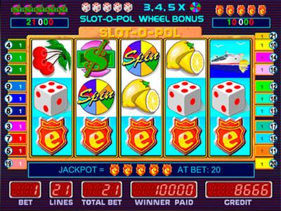 Mega Jacks slot - 78347