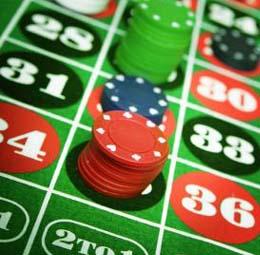 Roulette system svart - 25397