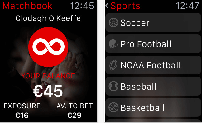 Mobile bet - 18415