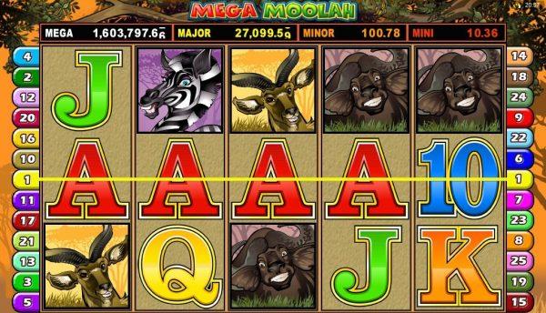 Progressiva jackpottar vinn - 7803