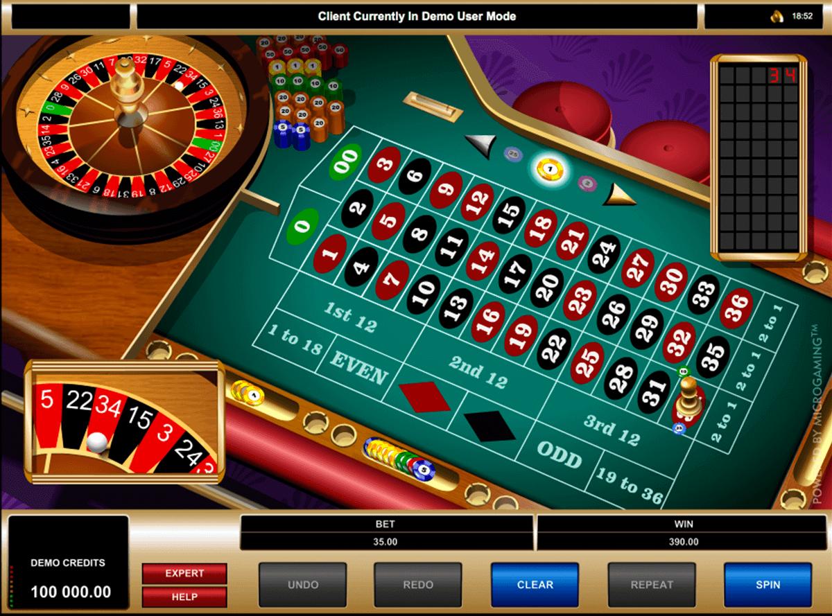 Spelsystemet roulette - 41839