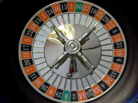 Roulette wheel - 21214