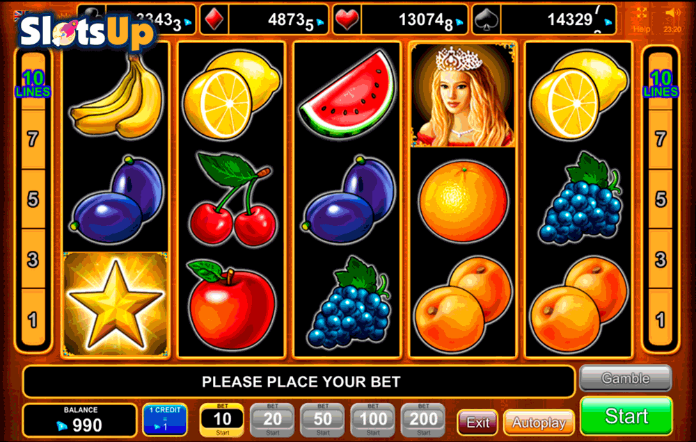Free spins Fruits - 69506