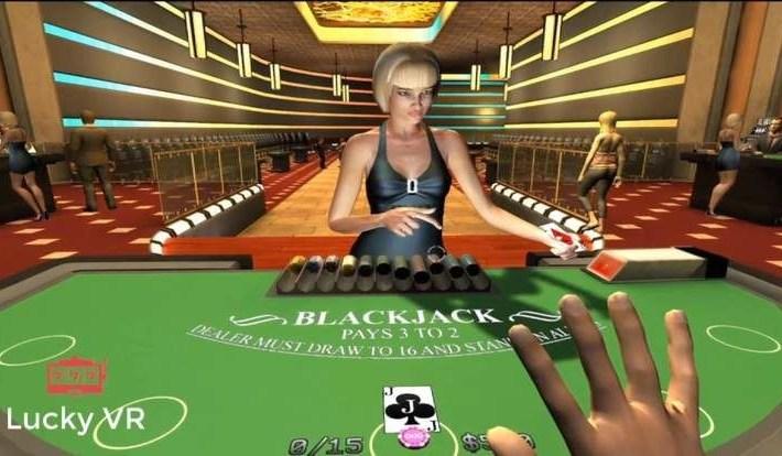 Spelautomater Virtual Reality - 71544