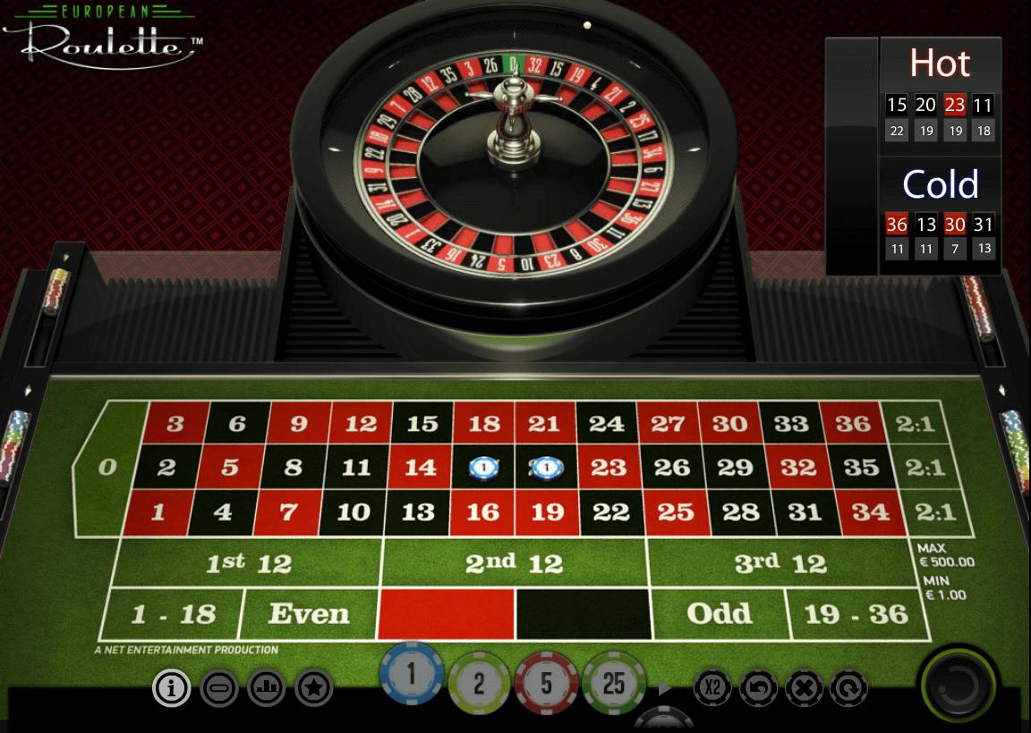 Roulette satsa på - 47174