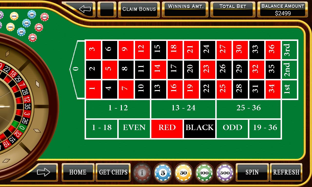 Amerikansk roulette spel - 34341