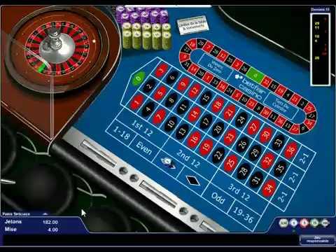 Roulette termer landbaserade - 5533
