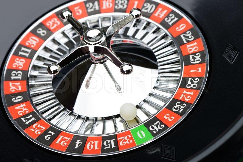 Roulette wheel - 15647