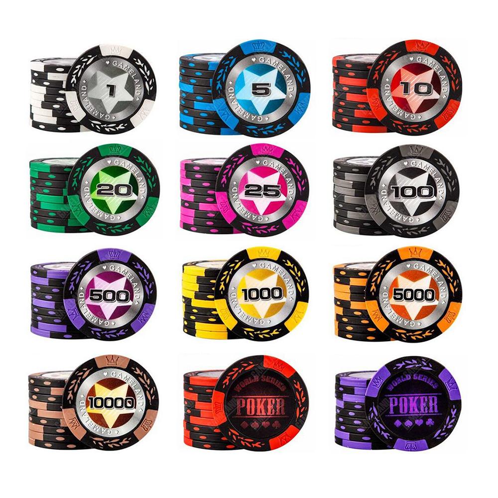 Poker chips eu - 47159