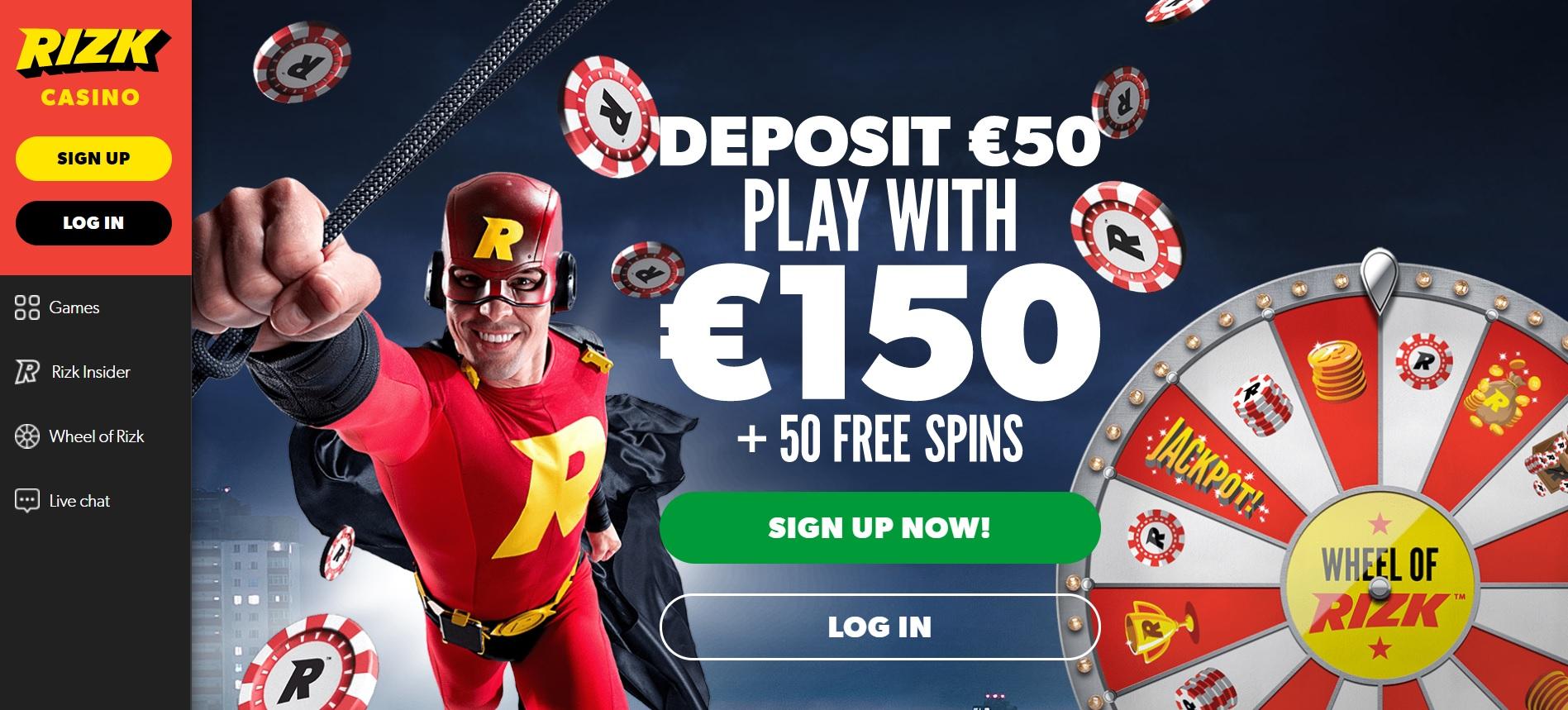 Casino välkomsterbjudande - 35199