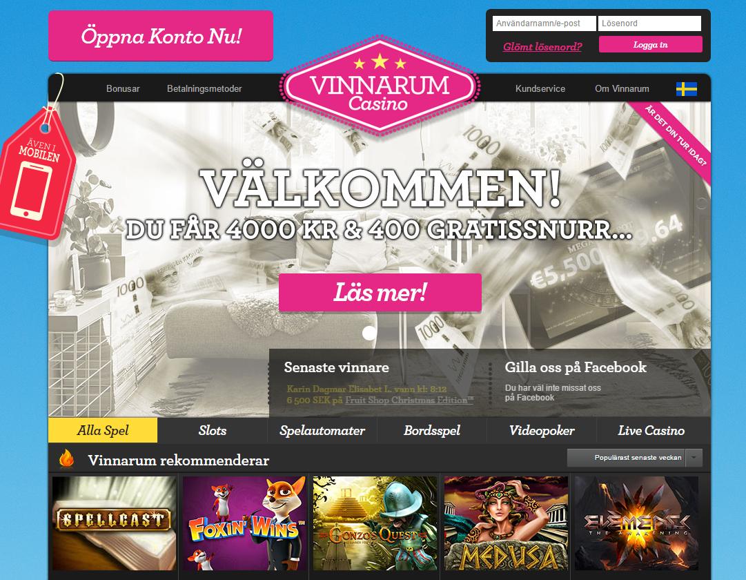 Svenska online casino - 61756