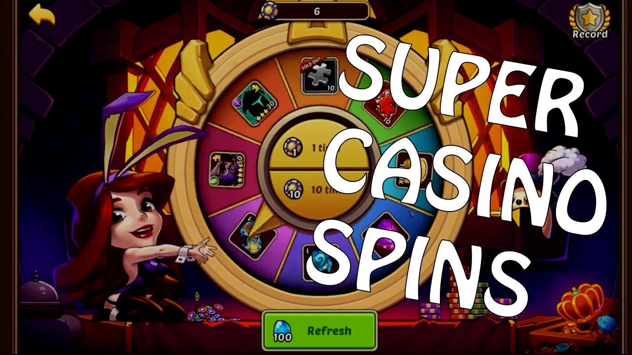 Super spins - 97195