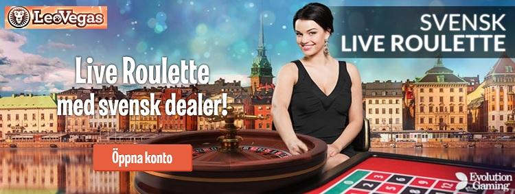 Live casino utan - 4553