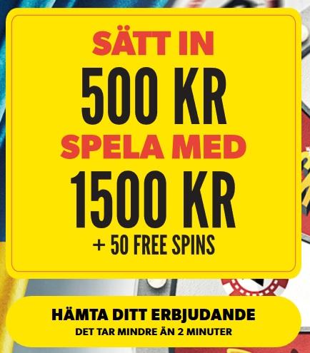 Svenska spel insättningsgräns - 67594