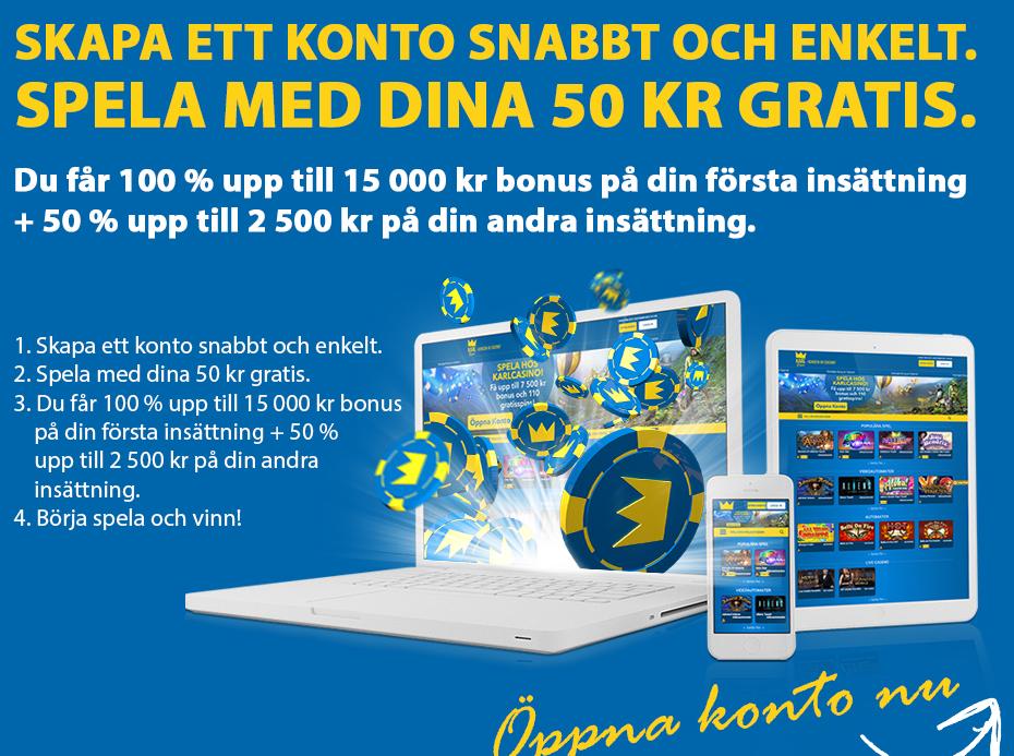 50 kr gratis - 97993