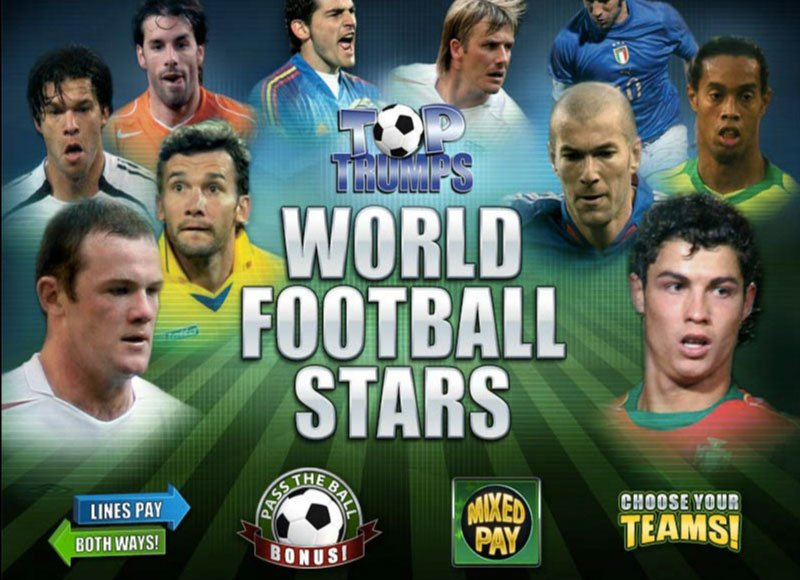Video Football Stars - 97732