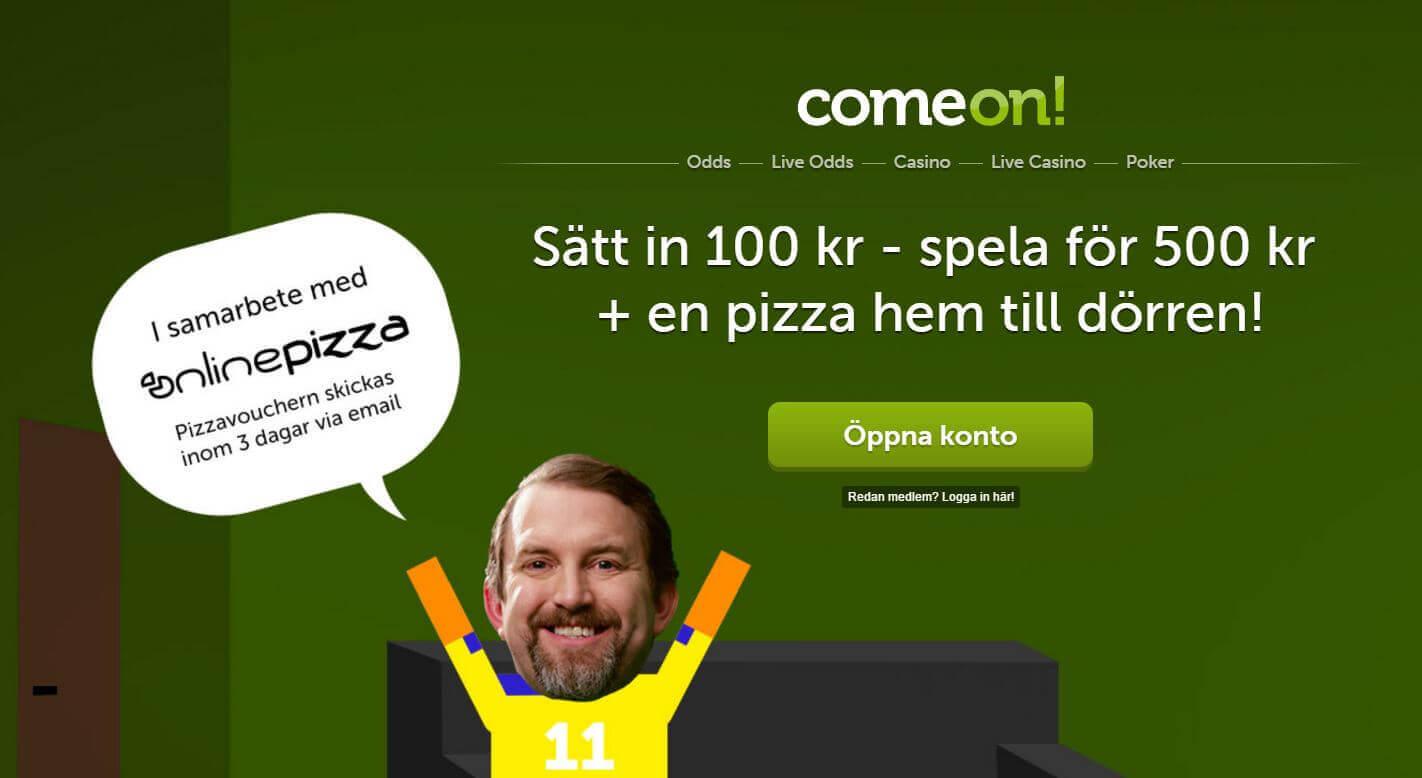 Casino 500 kronor - 50500