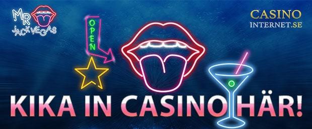 Casino välkomsterbjudande Jack - 76273