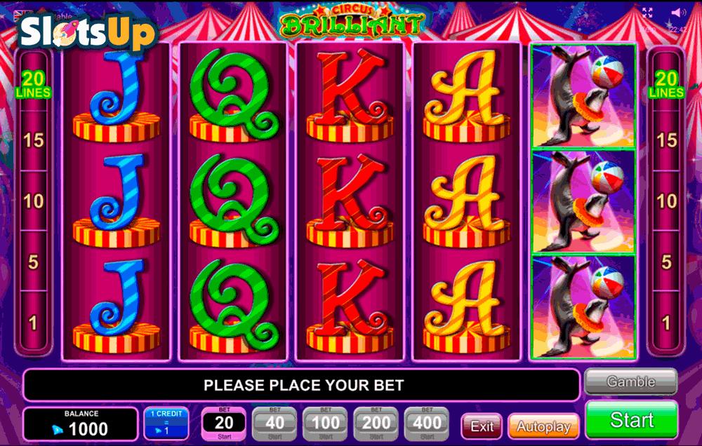 Circus free - 6053